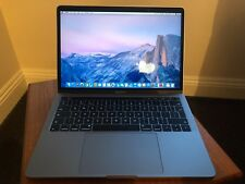 "Apple MacBook Pro 13"" Laptop with Touchbar and Touch ID, 256GB - MPXV2B/A - 2017"