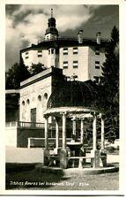 Antiche AK, Castello AMRAS presso Innsbruck, TIROLO (N. 5504)