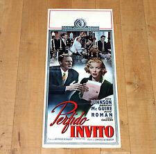 PERFIDO INVITO locandina poster Invitation Van Johnson Ruth Roman Matrimonio H73