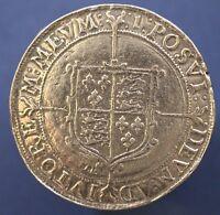 REPRODUCTION Elizabeth I Crown 5 Shilling 5/- coin 41mm [E1CROWN]