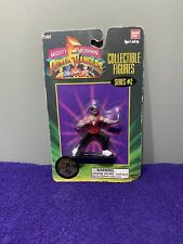 Mighty Morphin Power Rangers Collectibles Series 2 Zack New