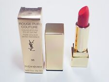 YSL Rouge Pur Couture Pure Colour Satin Radiance #56 Orange Indie