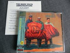 THE MARS VOLTA Amputechture CD Made In Japan 2006 OBI+Japanese Booklet