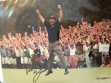 PHIL MICKELSON MASTERS Champion Signed Photo 8x10