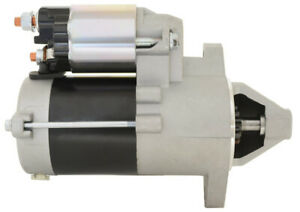 Starter Motor 12V 0.8KW 9TH CW To Suit Nissan 1200 B120 1971-85 A12 1.2L Petrol