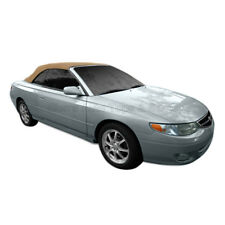 Toyota Solara 1999-03 Convertible Soft Top w/Glass Window, Stayfast Cloth, Tan