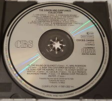 The Simon And Garfunkel Collection, CBS CDCBS 24005, CD Made in Japan