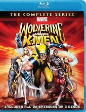 WOLVERINE AND THE X-MEN COMPLETE SERIES New Sealed Blu-ray