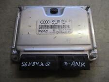 Motorsteuergerät Audi A6 S6 4B 4.2 V8 Steuergerät Motor ANK 4D0907559A