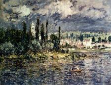 Claude Monet Landscape Art Paintings