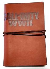Call of Duty WWII Soldier's Journal - ACTIVISION PROMO - BRAND NEW