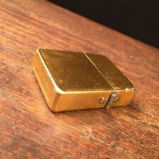 Vintage Lighter Storm Queen Windproof Old Park Sherman
