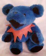 """12"""" Grateful Dead Plush VINTAGE Toy Mint  Liquid Blue 1990"""