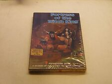 RARE Fortress of the Witch King by Avalon Hill for Apple II, II Plus, IIe - NEW