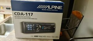 Alpine CDA 117