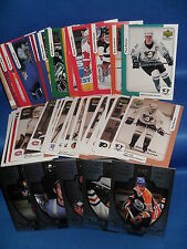 1999-00 UPPER DECK HOCKEY - McDONALDS RETRO SET (40) NHL CARDS ! WAYNE GRETZKY !