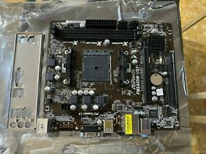 FM2 Placa Base ASROCK AMD Micro atx Socket FM2+  para DDR3  FM2+