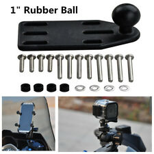 "1""Ball Motorcycle Pump Mount Base For Hero Camera/Camcorders For Mount 25mm Ball"