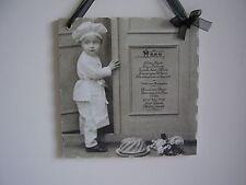VINTAGE Shabby Chic foto targhe BELLA HAND MADE incartati!
