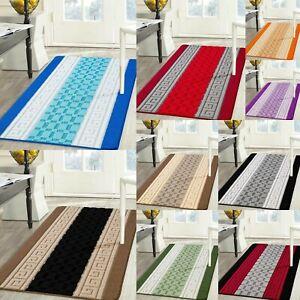 Non Slip Large Area Rugs Kitchen Living Room Bed Room Hallway Runner Carpet Mat