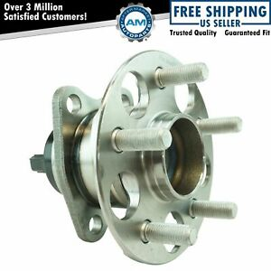 Rear Wheel Bearing & Hub Assembly LH Driver or RH Passenger Side for Prius New