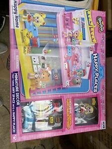 Shopkins New Boxed Happy Places Happy Home Uk Seller 🇬🇧