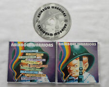 """RAINBOW WARRIORS """" S/T """" FRENCH Indie rock CD PRIVATE REF 01 - MINT"""