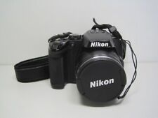"Nikon Coolpix P500 [12MP, 36-fach opt. Zoom, 3""] schwarz - AKZEPTABEL"