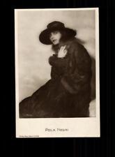 Pola Negri ROSS Verlag Postkarte ## BC 124593