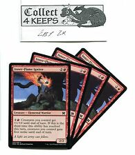 Magic MTG Modern Masters 2015: 4x Inner-Flame Igniter x4 Red Playset Unplayed
