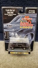 Vintage Racing Champion Mint Edition Mint on Card '67 Chevy Chevelle
