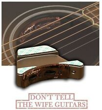 LR Baggs Session VTC Steel String Acoustic Guitar Pickup & Preamp Dynamic EQ