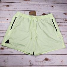 109f7dec0a34 NIKE Sportswear ACG Woven Shorts Barely Volt AO8272 701 MSRP 65 - Men XXL  New