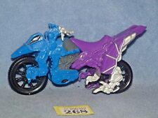 Power Rangers Dino Charge Zord Bike (268) COMBINES WITH ALL ZORDBUILDER