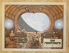 2008 The Raconteurs - Detroit Silkscreen Concert Poster by Rob Jones