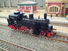 Locomotiva a vapore BR 91 delle DB H0 Digitale DCC Liliput