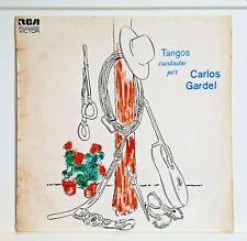 CARLOS GARDEL - TANGOS CANTADOS POR  - RCA VICTOR - ED. ESPAÑA 1973