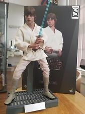 Hot Toys Star Wars Luke Skywalker 1/6 Sixth Scale Figure SIDESHOW EXCLUSIVE