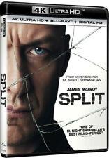 Split [New 4K UHD Blu-ray] With Blu-Ray, 4K Mastering, UV/HD Digital Copy, 2 P