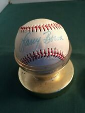 Larry Bowa & 3 Other Autographs -Signed Baseball - Philadelphia Phillies - P1717
