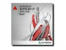 Autodesk AutoCAD LT for Mac 2015 Commercial Upgrade from Previous Version