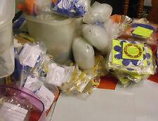 New Huge Lot of Kids Craft Foam Kits Surprise Grab Bags Huge Variety 14-16 kits
