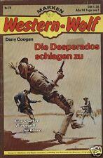 Western-Wolf Nr. 079 ***Zustand 1/1-***