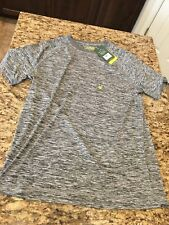 Sale! Propel Bass Engineered Performance Tee Gray Heather Size M Nwt