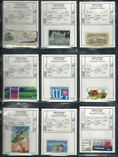 WORLDWIDE MINT NEVER HINGED LOT X  09 SELECTIONS: SCV $$