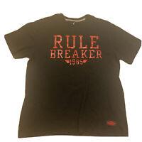 Nike Air Jordan 1985 Retro Rule Breaker Jumpman 23 Basketball T-shirt XL