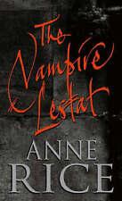 The Vampire Lestat by Anne Rice (Paperback, 1986)