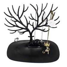 Jewelry Necklace Ring Earring Tree Stand Display Organizer Holder Show Rack A Aк