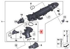 Genuine BMW F01N F02N F06 F06N Intake Manifold AGR Venturi OEM 11617823244