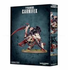 (New On Sprue) Tyranid Carnifex- 40k - Games Workshop